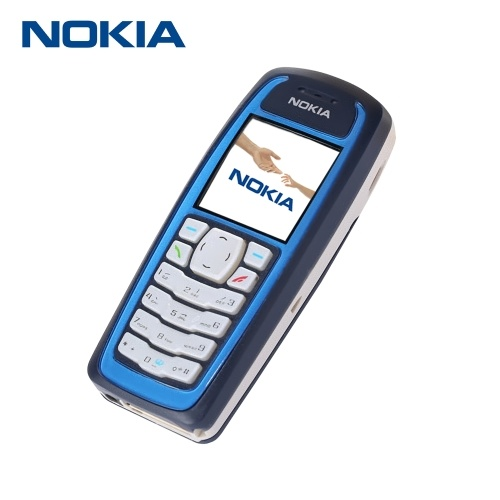 Nokia 3100 Mini Feature Phone 2G Refurbished Mobile Phone