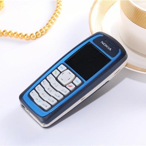 Nokia 3100 Mini Feature Phone 2G Восстановленное Мобильный телефон