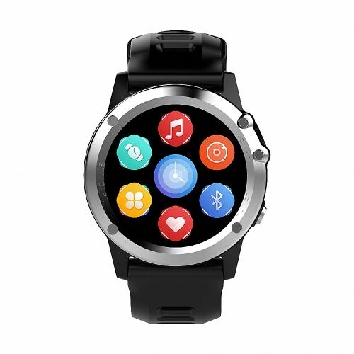 Microwear H1 JM01 Smart Watch 3G Watch Phone IP68 impermeável