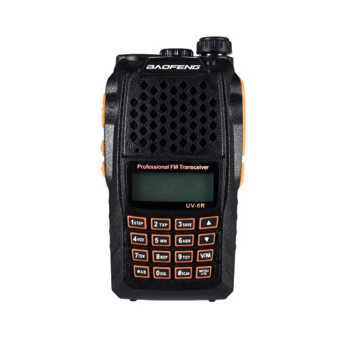 BAOFENG UV-6R VHF/UHF Handheld Interphone