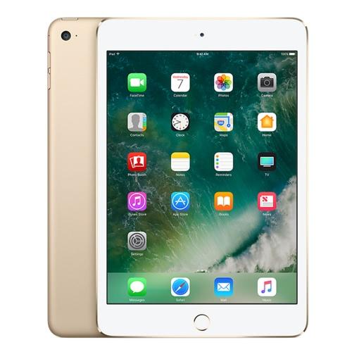 Apple iPad mini 4 Wi-Fi tylko Tablet PC 7.9 cali 128 GB Wersja w Chinach (odnowiona)