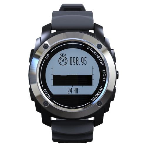 Taxa S928 coração GPS Smart Sport Bluetooth Assista Pulseira Pulseira de notificação de chamadas pedômetro Alarme Anti-perdida Pressão sono Monitor de modos de desporto de ar para iPhone borda 6 6S 6 Plus 6S Além disso, 7 Plus Samsung S6 S7 Android 4.3 iOS 8.0 ou superior
