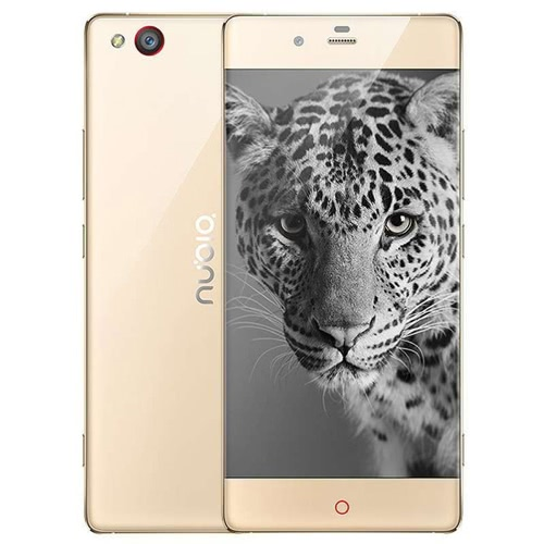 nubia Z9 Elite NX508J Smartphone 4G LTE Qualcomm Snapdragon 810 4GB RAM+64GB ROM