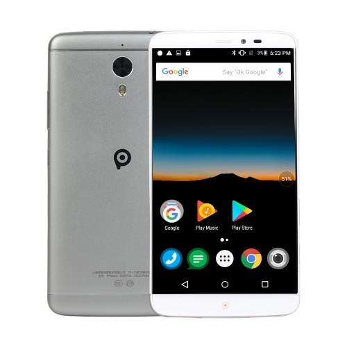 PPTV King 7S 4G Smartphone  Smartphone 2K 3GB +32GB