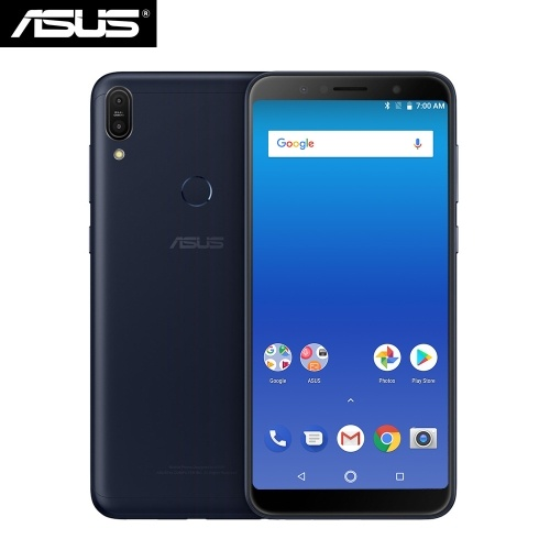 Versión global del teléfono móvil ASUS ZenFone Max Pro M1 4G