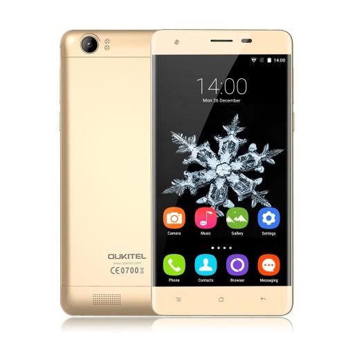 OUKITEL K6000 4G FDD-LTE 3G WCDMA MTK6735 64-bit Quad Core Smartphone 5.5