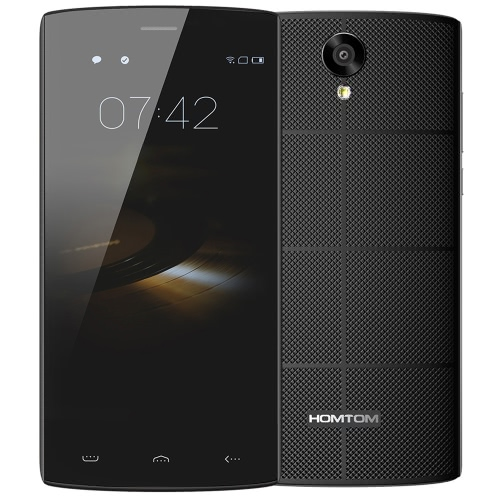 HOMTOM HT7 3G WCDMA Smartphone Android 5.1 OS Quad Core MTK6580A 5.5
