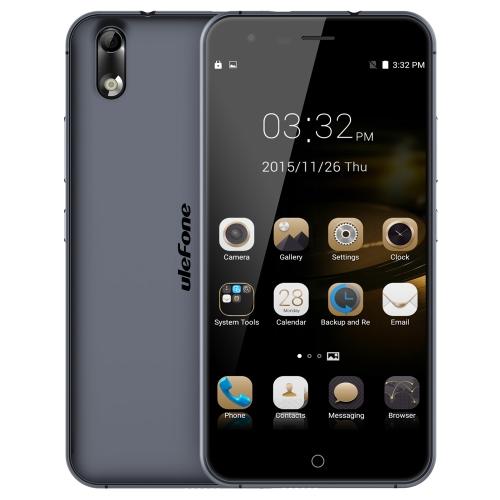 Ulefone Paris X 4G FDD-LTE 3G WCDMA Smartphone Android 5.1 Lollipop OS MTK6735 5.0