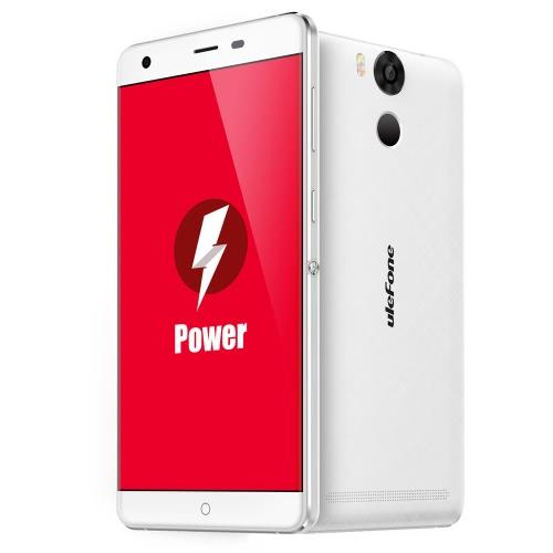 Poder Ulefone 4G LTE-FDD 3 G WCDMA Smartphone Android 5.1 pirulito OS 64 bits MTK6753 Octa Core 5,5