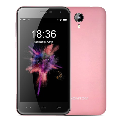 HOMTOM HT3 3G WCDMA 2G GSM MTK6580A Quad Core Smartphone 5.0
