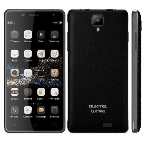 OUKITEL K4000 Pro 4G FDD-LTE MTK6735P 64-bit Quad Core Smartphone 2.5D 5.0