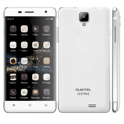 "OUKITEL K4000 Pro 4G Smartphone HD Android 5.1 5.0 ""Quad Core 2GB 16GB"