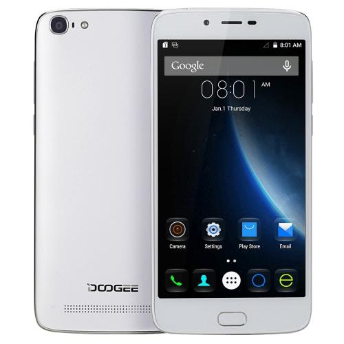 DOOGEE Y200 4G FDD-LTE MTK6735M 64-bit Quad Core Smartphone 5.5