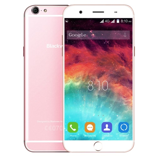 Blackview Ultra Plus 4G FDD-LTE 3G WCDMA Smartphone Android 5.1 OS Quad Core MTK6735 5.5