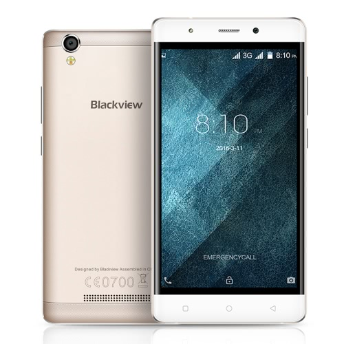 Blackview A8 スマート フォン 3 G WCDMA Android 5.1 OS クワッド コア MTK6580A 5.0