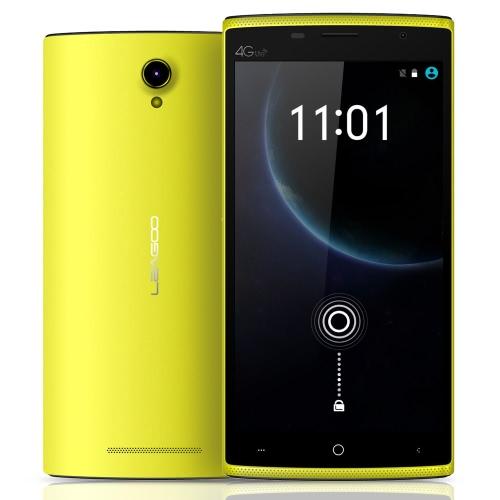 LEAGOO Elite 5 Smartphone 4G FDD-LTE 3G WCDMA Android 5.1 LEAGOO OS 1.1 OS Quad Core MTK6735P 64bits 5.5