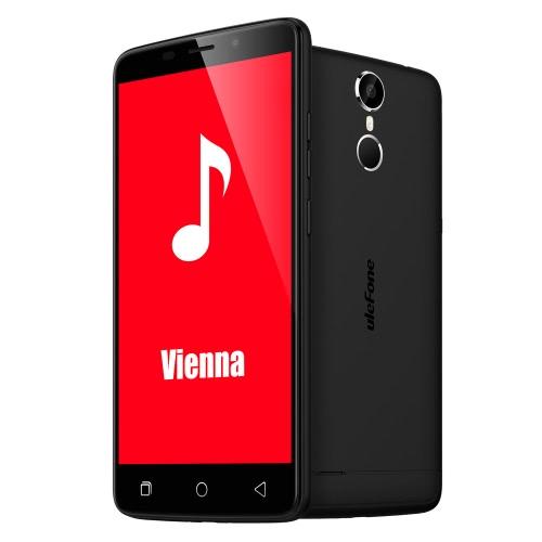 Ulefone ウィーン スマート フォン 4 G LTE FDD 3 G WCDMA Android 5.1 OS 64 ビット MTK6753 オクタ コア 5.5「FHD 画面 3 GB RAM 32 ギガバイト ROM 5MP 13 mp デュアル カメラ指紋認識赤外線リモコン スマート キー オフスクリーン ジェスチャー HotKnot miracast 介して