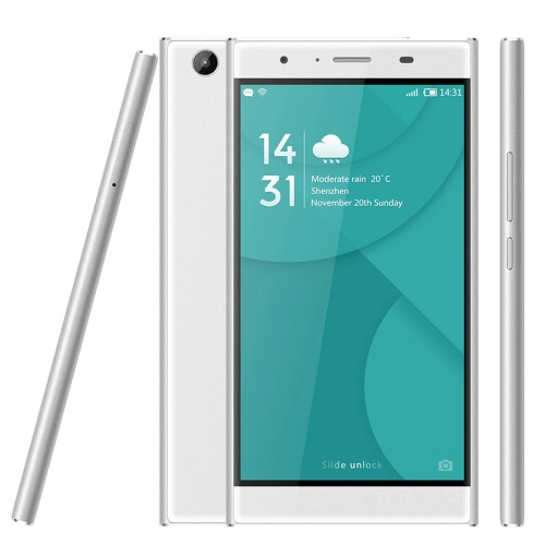 DOOGEE Y300 Smartphone 4G Android 6.0 OS 64bit MTK6735 Quad Core 5.0