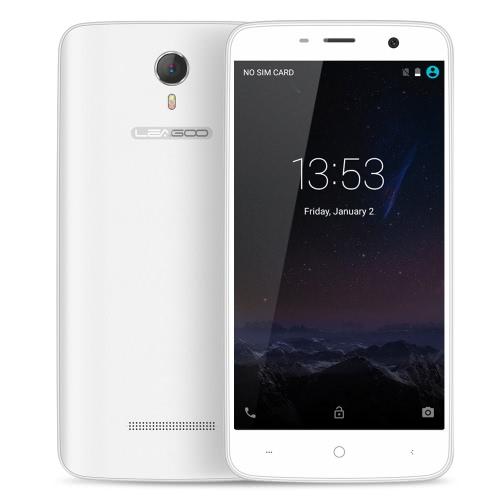 LEAGOO Elite 6 Smartphone 4G Android 5.1 LEAGOO OS 1.1 OS Quad Core MTK6735M 64bits 4.5