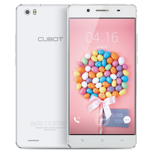 元 Cubot X17 S 4 G LTE スマート フォン 5.0