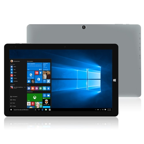 CHUWI HiBook Tablet PC Dual Boot Cherry Trail Z8300 Android 5.1/Windows 10 Ultra-slim 8.5mm All-metal Quad Core 10.1
