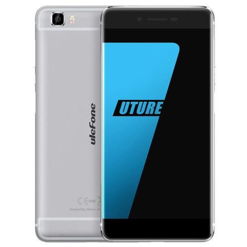 Ulefone Future Smartphone 4G LTE 3G WCDMA Cat 6 Android 6.0 OS 64bit MTK6755 Octa Core 5.5