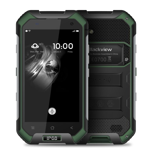 Blackview BV6000 4G Smartphone 4,7 polegadas 3GB + 32GB IP68 impermeável