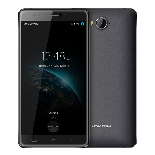 HOMTOM HT10 Iris Recognition 4G MTK6797 64-bit Deca Core Smartphone 5.5