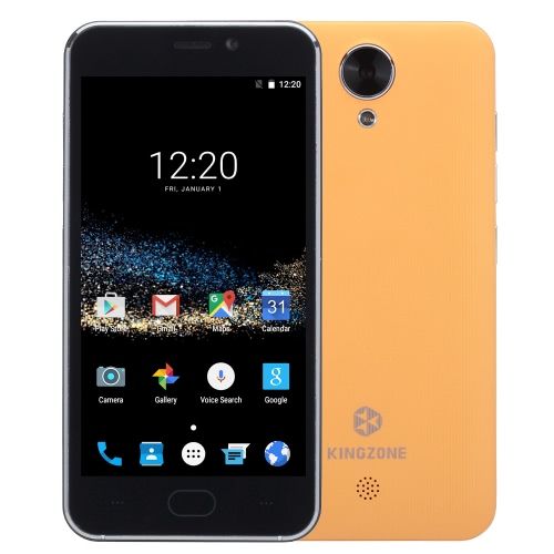 KINGZONE S2 3G WCDMA 2G GSM MTK6580 Quad Core Smartphone 4.5