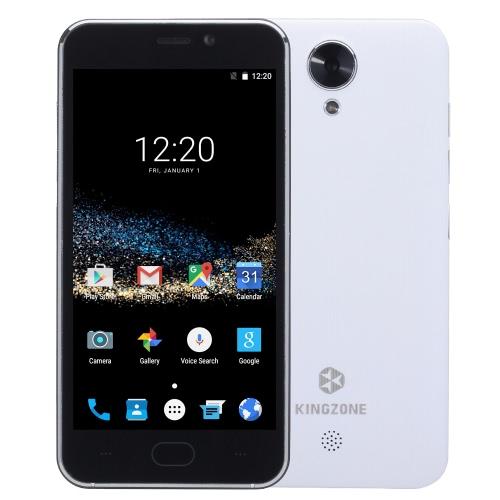 KINGZONE S2 3G WCDMA 2G GSM MTK6580 Quad Core Smartphone 4.5