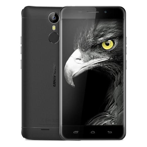Ulefone metal Smartphone 4G LTE 3G WCDMA Android 6.0 OS MTK6753 Octa Núcleo 5.0