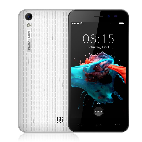 HOMTOM HT16 Smartphone 3G WCDMA Android 6.0 MTK6580 de base 5.0