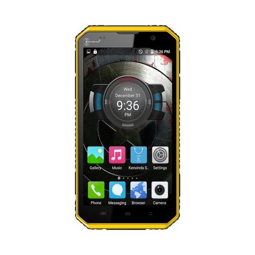 Kenxinda W9 IP68 водонепроницаемый смартфон 4G LTE FDD-3G WCDMA пылезащитный противоударный Прочный Открытый Drfy Android 5.1 OS окта Ядро MTK6753 6.0