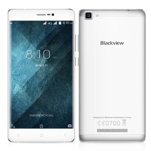 Blackview A8 Max 4G Smartphone Android 6.0 OS Quad Core