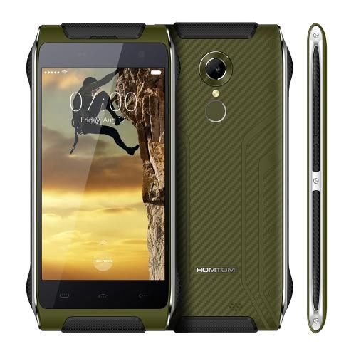 HOMTOM HT20 IP68 Waterproof 4G Smartphone 4.7