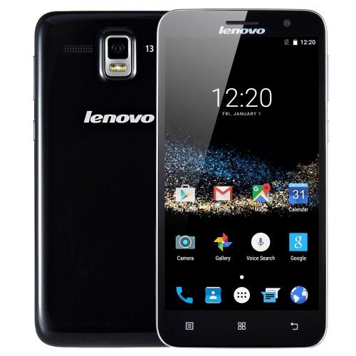 Origina Lenovo A806 4G FDD-LTE Smartphone 5.0inch HD IPS Screen 1280*720px MTK6592 Octa Core CPU 2GB RAM 16GB ROM Android 4.4 OS Mobile Phone 13.0MP+5.0MP Dual Cameras 2500mAh Battery GPS WiFi BT Cellphone