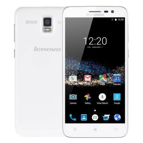 Origina Lenovo A806 4G FDD-LTE Smartphone 5.0inch HD IPS Screen 1280*720px MTK6592 Octa Core CPU 2GB RAM 16GB ROM Android 4.4 OS Mobile Phone 13.0MP+5.0MP Dual Cameras 2500mAh Battery GPS WiFi Bluetooth Cellphone