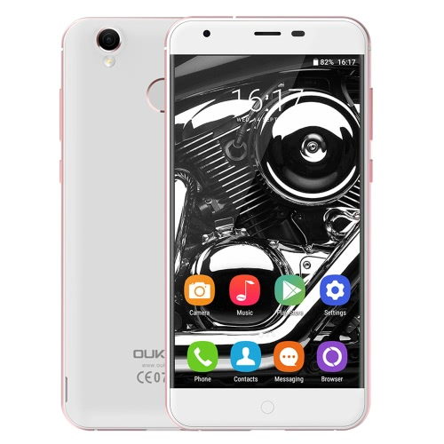 Oukitel K7000 Smartphone 4G FDD-LTE 3G WCDMA Android 6.0 OS Quad Core MTK6737 5.0