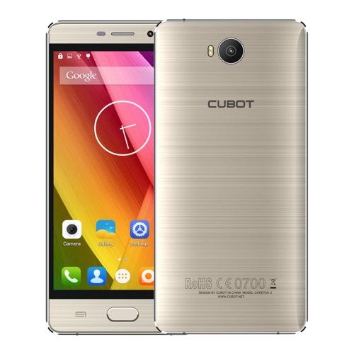 CUBOT Cheetah 2 Smartphone 4G FDD-LTE 3G WCDMA Android 6.0 OS MTK6753 Octa Núcleo 5.5