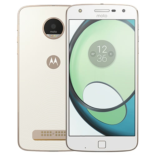 Lenovo Moto Z Play Smartphone 4G LTE 3G UMTS TD-SCDMA Android 6.0 OS Octa Core Qualcomm Snapdragon 625 MSM8953 5.5
