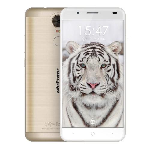Ulefone Tiger 4G FDD-LTE Smartphone Android 6.0 MTK6737 64-bit Quad Core 5.5