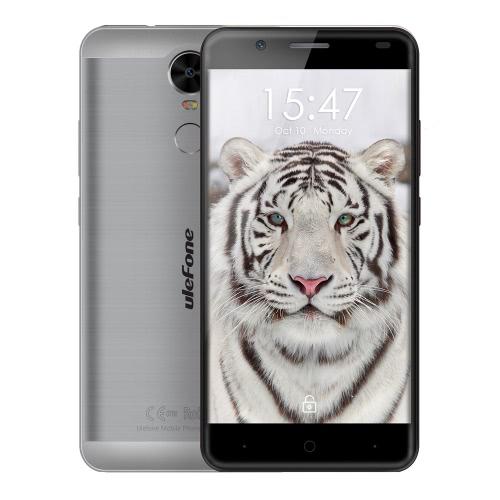 Ulefoneタイガー4G FDD-LTEスマートフォンアンドロイド6.0 MTK6737 64ビットクアッドコア5.5