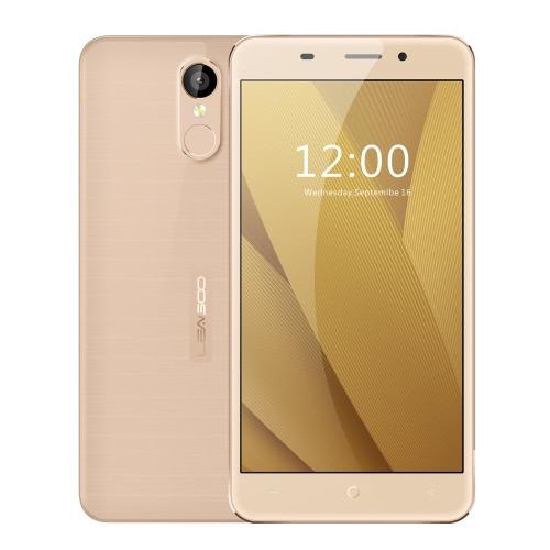 LEAGOO M5 Plus Smartphone 4G FDD-LTE 3G WCDMA MTK6737 2.5D 5.5 Inches HD 1280 * 720 Pixels Screen FREEME OS 6.0 2GB+16GB 5MP+13MP Dual Cameras Metal Frame 0.19s Fingerprint Unlock Smart Gesture OTG 2500mAh
