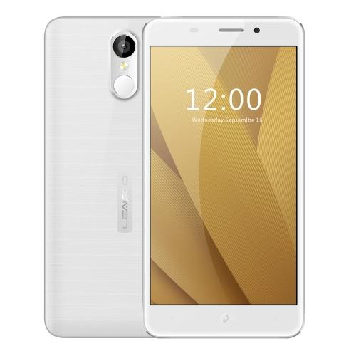LEAGOO M5プラススマートフォン4G FDD-LTE、3G WCDMA MTK6737 2.5D 5.5インチのHD 1280 * 720ピクセルFREEME OS 6.0 2ギガバイト+ 16ギガバイト5MP + 13メガピクセルのデュアルカメラメタルフレームを画面0.19s指紋がスマートジェスチャーOTG 2500mAhのロックを解除
