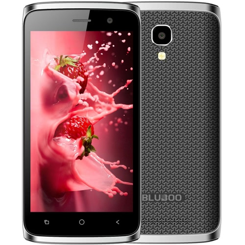 Bluboo Мини-смартфон 3G WCDMA Android 6.0 OS MT6580M Quad Core 4.5