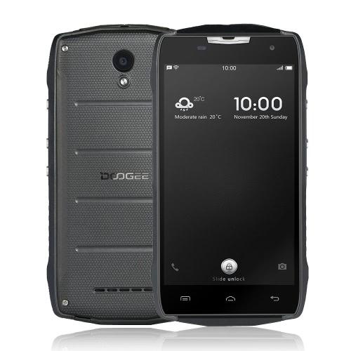 DOOGEE T5S IP67 Outdoor Ragged Tough Phone Waterproof Dustproof 4G Smartphone