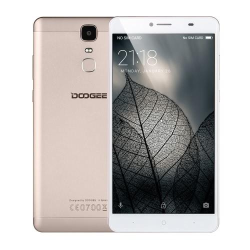 DOOGEE Y6 Max 4G Smartphone 6.5inch FHD AUO tela 3GB RAM 32GB ROM bateria 4300mAh