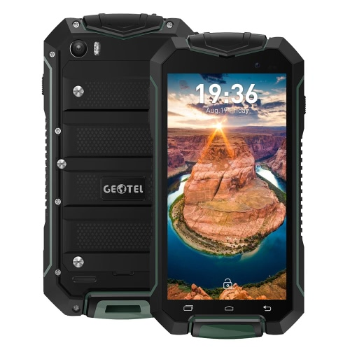 Geotel A1 IP67 Waterproof Smartphone 3G Smartphone 4.5 inches Android 7.0 OS 1GB RAM 8GB ROM