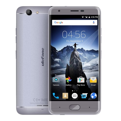 UleFone U008 Pro Android 6.0 4G Smartphone 5.0inch Quad-core 2GB RAM 16 Go ROM