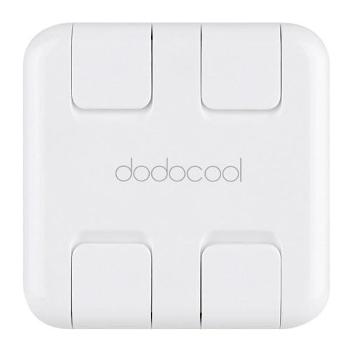 25W / 5.4A 4 Ports USB adaptateur d'alimentation universel avec reconnaissance intelligente de courant pour voyage cellule Mobile téléphones Smart Tablet PC rapide chargeur